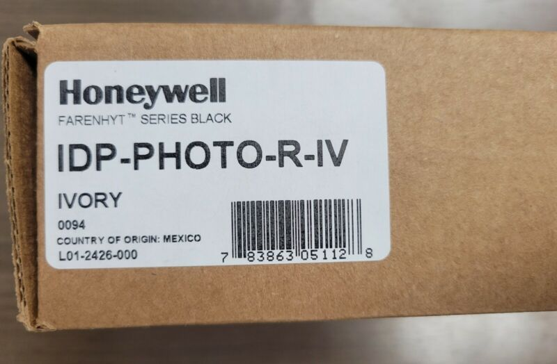 SILENT KNIGHT IDP-Photo-R-IV Photoelectric Smoke Detector