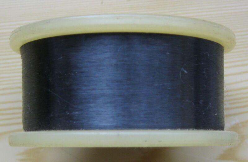 """Tungsten /wolfram  wire 0.138 mm (0.0054"""") * 5m (16"""