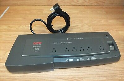 APC (BF500) Back-UPS Office 500 VA 6-Outlet Power Strip Power Backup **READ**  segunda mano  Embacar hacia Argentina
