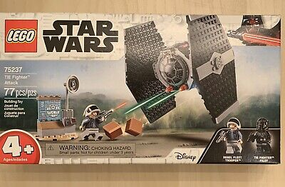 LEGO 75237 Star Wars TIE FIGHTER ATTACK - New in Sealed Box
