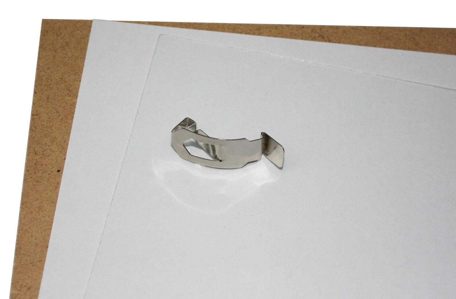 Rahmenloser Bilderrahmen Bildhalter Cliprahmen Fotorahmen Kunstglas ...