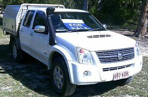 2007 Holden Rodeo Ute Cooloola Cove Gympie Area Preview