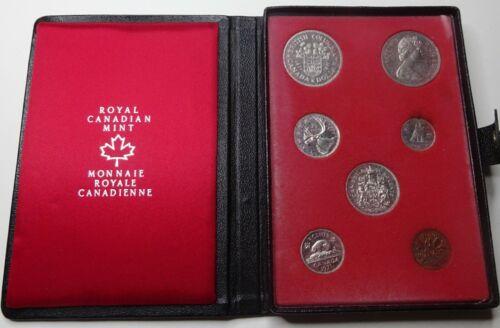 1971 Canada Double Dollar Proof/ Specimen Set - Original Mint Packaging!