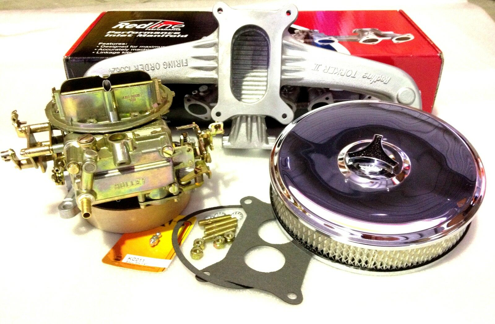 HOLDEN       6CYL    350 HOLLEY 2BBL  NEW AIR FILTER  NEW MANIFOLD CARB PACKAGE    CARBY      eBay