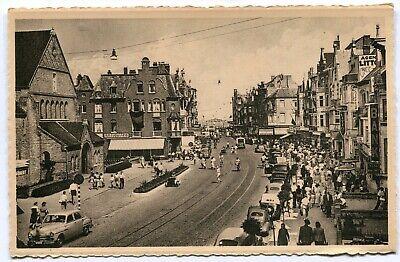 CPA - Carte Postale - Belgique - La Panne - Avenue de la mer (M8407)