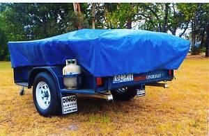 Dingo On Road Family Camper Creswick Hepburn Area Preview