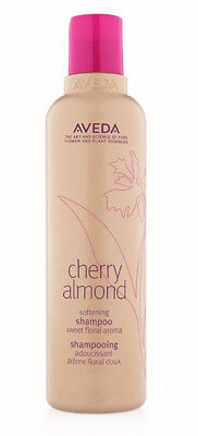 AVEDA CHERRY ALMOND SOFTENING HAIR SHAMPOO 250 ML 8.5 OZ NEW 100% AUTHENTIC