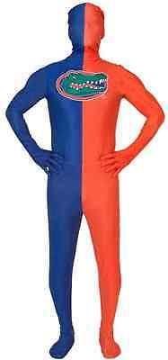 Florida Fan Halloween Costume (Florida Gators SEC NCAA Sports Fan Game Day Fancy Dress Halloween Adult)