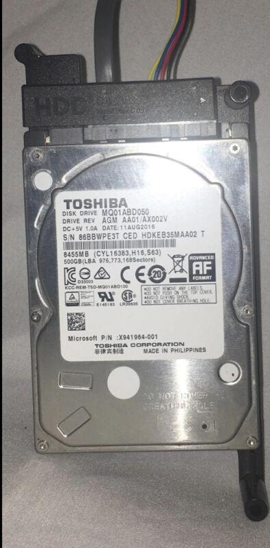 xbox one s hard drive 500GB