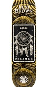 ELEMENT skateboard  Levi Brown model (tarot card)