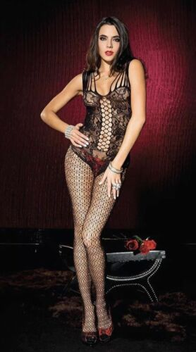 One Size A22 Body Stocking Exotic Dancer Stripper Clothes, Stripperwear