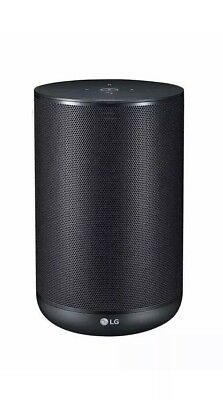 LG WK7 ThinQ Smart Speaker 24Bit 92kHz with Built-in Google Assistant Brand New