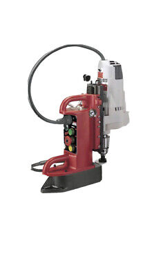 Milwaukee Magnetic Drill Press 4202 With 34 Motor