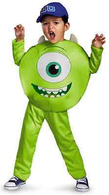 Mike Monsters Inc University Fancy Dress Up Halloween Toddler Child Costume (Monsters University Halloween Costumes Toddler)