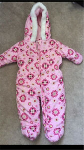 Snowsuit 3-6mos