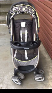 Graco fast action food stroller