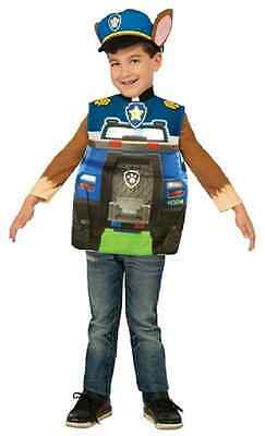 Chase Candy Catcher Paw Patrol Police Puppy Dog Halloween Toddler Child Costume ()
