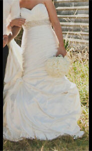 Couture Wedding Gown - Maggie Sottero - Adorae