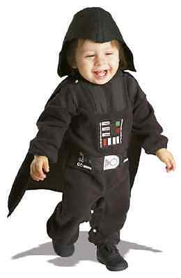 s Sith Lord Fancy Dress Halloween Infant Baby Child Costume (Darth Vader Baby Kostüm)