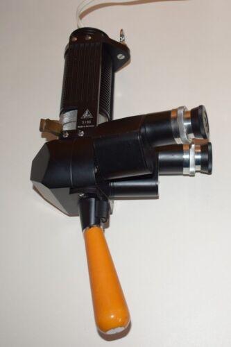 Heine Portable slitlamp