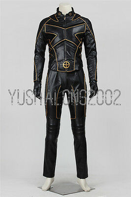 X-Men 3 The Last Stand Cosplay Kostüm Halloween Wolverine James Logan Costume ()