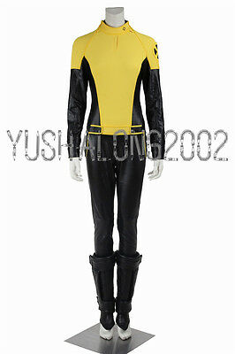 X-Men Xmen Deadpool Cosplay Kostüm Costume Negasonic Teenage Warhead Ellie neu