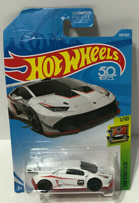 2018 Hot Wheels Lamborghini Huracan LP 620-2 Super Trofeo #150 HW Exotics