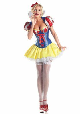 BeWicked 1405 Deluxe Sweetheart Snow Princess Costume](Bewicked Costumes)