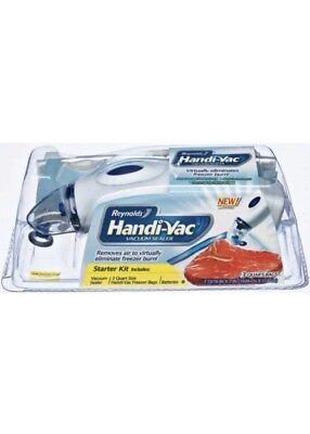 Reynolds 00590 Handi-Vac Vacuum-Sealing Starter Kit VACUUM SEALER