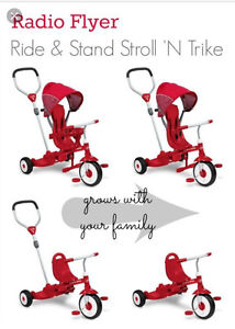 Looking for a Radio Flyer® Ride & Stand Stroll 'N Trike™