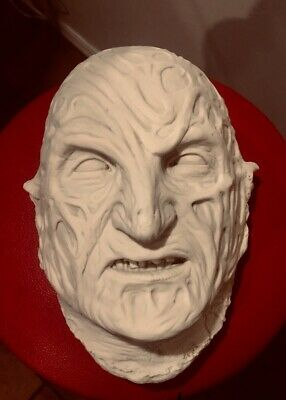 - Freddy Krueger Mask Nightmare Elm Street Movie Prop Mold