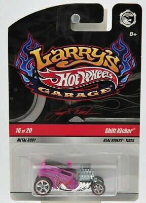 "Hot Wheels 2009 Larry's Garage Shift Kicker ""NIP"" 16 of 20"