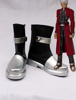 fate stay night Archer Cosplay Schuhe Kostüme Shoes Costume Zapato scarpa Neu