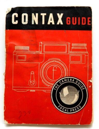 Contax Guide #P4331
