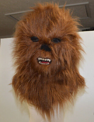 Star Wars Chewbacca Mask Maskimal Sasquatch Costume Party Halloween Adult (Teen Halloween Party)