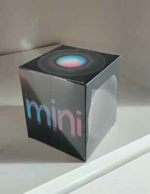 Apple HomePod mini Smart Lautsprecher - Space Grau