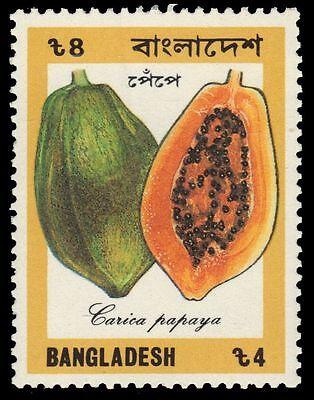 "BANGLADESH 368 (SG356) - Edible Fruit ""Papaya"" (pf55626)"