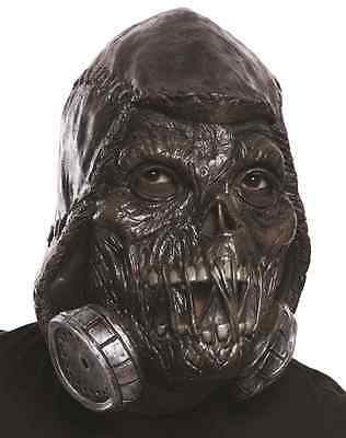 Scarecrow Mask Batman Arkham Origins Fancy Dress Up Halloween Costume Accessory