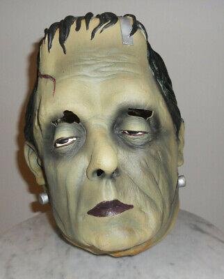 HALLOWEEN 1997 PMG Scary Horror Latex Frankenstein Monster Mask