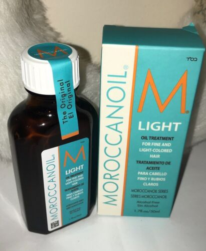 Moroccanoil TREATMENT light OIL FOR FINE LIGHT COLORED HAIR