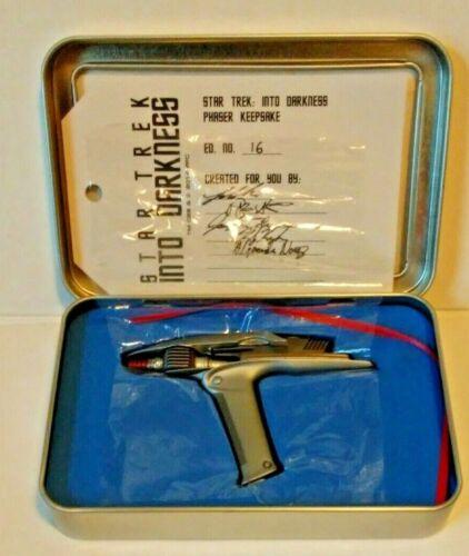 Star Trek Into Darkness QMx Mini Phaser Replica Ornament Limited Edition *RARE*