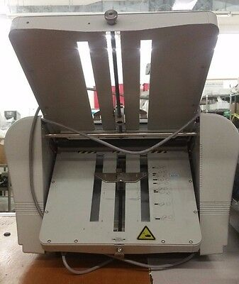 Mbm 207m Manual Paper Folding Machine Inv 3745