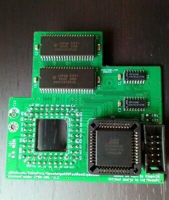4 Megabyte Memory Expansion For Commodore Amiga 600 - Fast RAM