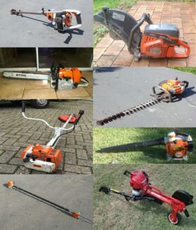 WANTED !!! ANY STIHL ITEMS , CHAINSAWS,BLOWERS,ETC.ANY CONDITION! Edgeworth Lake Macquarie Area Preview
