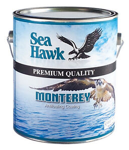 Sea hawk monterey bottom paint gallon for Seahawk boat paint