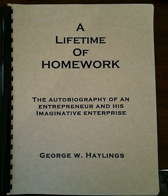 A Lifetime Of Homework Recommended By Dan Kennedy 45 Yrs Of Information Selling