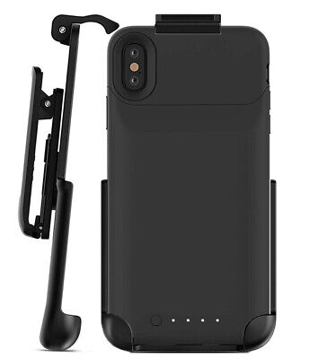 Belt Clip Holster for Mophie Juice Pack Access iPhone XS Max (Case not Included) Mophie Juice Pack