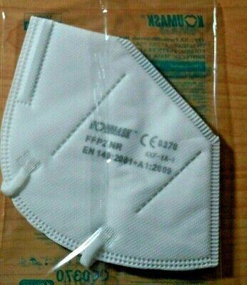 10 x FFP2 NR Atemschutz Maske Dekra geprüft Mund- Nasen Schutz CE EN149:2009