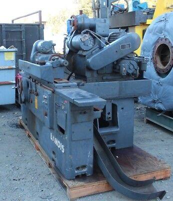 Landis 856-66 2r 14 X 36 Hydraulic Universal Grinder Autolube Hydraulic Unit