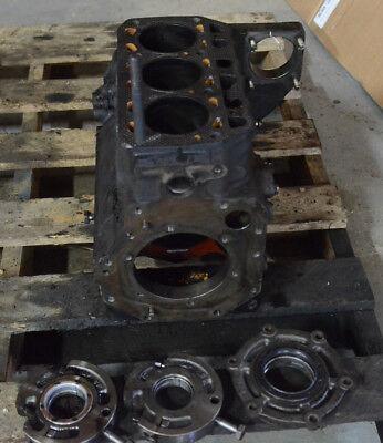 Yanmar Ym186d Ym187d Engine Block 3t72ha